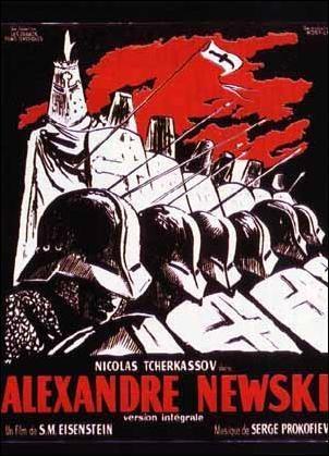 nevsky poster